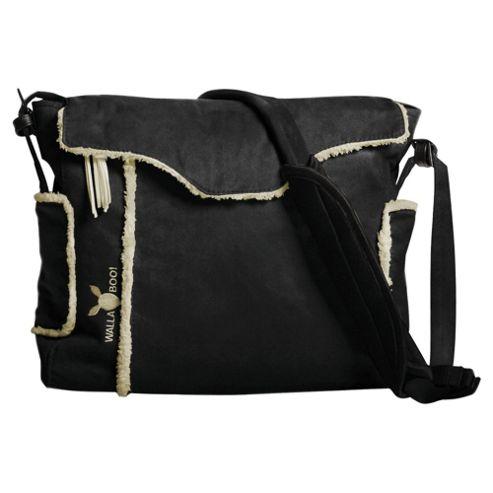 Wallaboo Changing Bag, Black