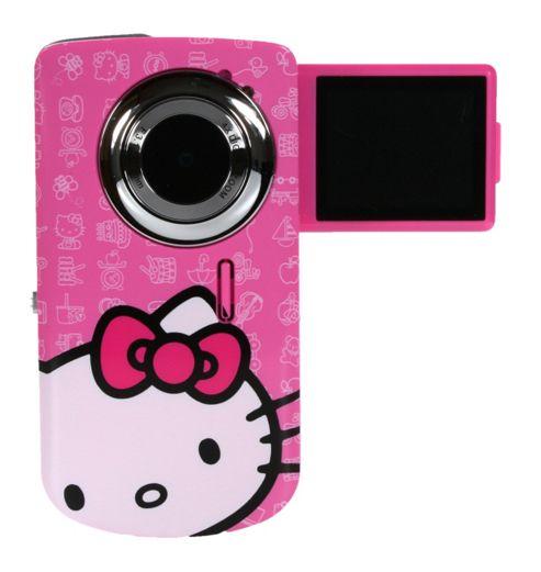 Vivitar Vivicam Hello Kitty Digital Camcorder - Upright DVR