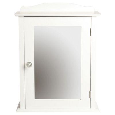 Crystal Wall Cabinet