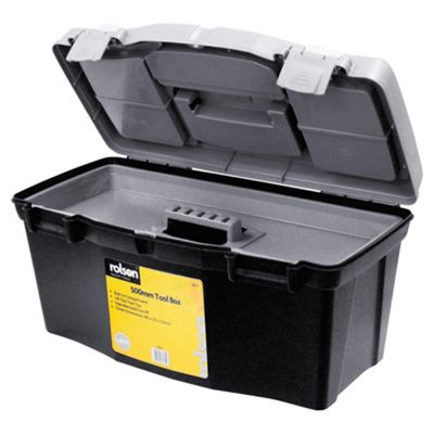 Rolson 500mm Tool Box