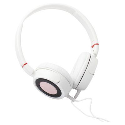 Technika DJ Headphones White