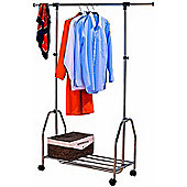 Heavy Duty Extendable Garment Rack