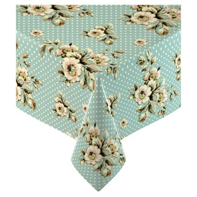 Katie Alice Table Cloth Cottage Flowers