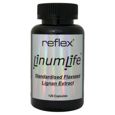 Reflex Nutrition Linumlife (Flaxseed Extract) 120 Caps