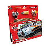 Airfix Aston Martin Dbr9 Cat 3 Gift Set