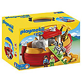 Playmobil 6765 1.2.3 Noah's Ark Playset