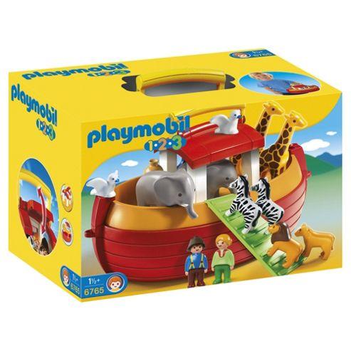 Playmobil 6765 1.2.3 Noah's Ark Playset