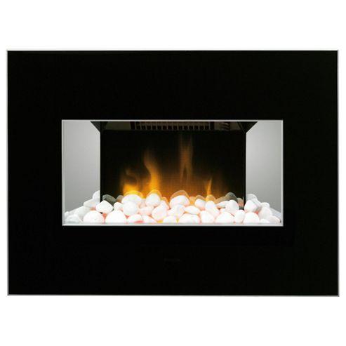 Dimplex CLV20B Clova Black Wall Hung Fire