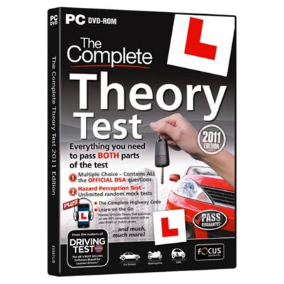 The Complete Theory Test 2011 Edition