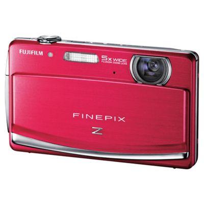 Fuji FinePix Z90 Digital Camera (Red)