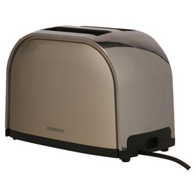Kenwood TTM104 2 Slice Toaster - Latte