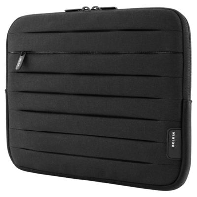 Belkin Components iPad/iPad 2 pleated protective cover with rotating tucka