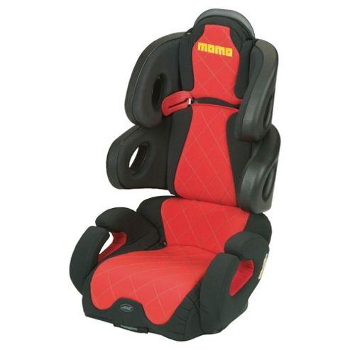 Jane Momo Car Seat, Group 2-3, Red