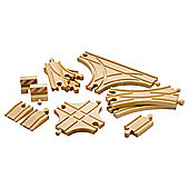 Brio Classic Accessory Expansion Switches Advanced Pack, wooden toy