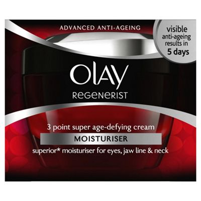 Olay Regenerist Daily 3 Point Treatment Cream 50ml