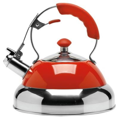 Wesco Stove Top Kettle, Red