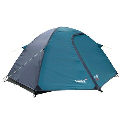 Gelert Eiger 2-Man Dome Tent, Charcoal