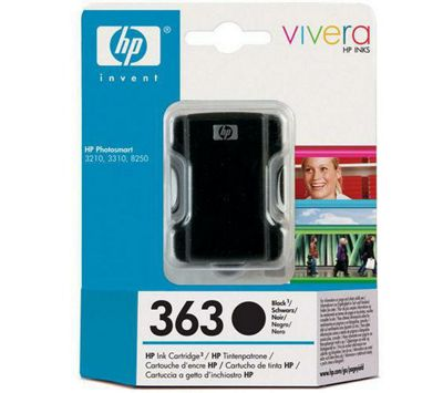 HP 363 Black Original Ink Cartridge