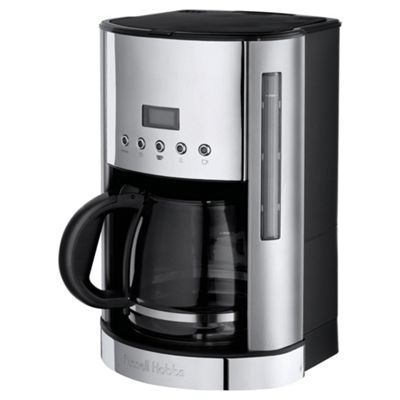Russell Hobbs RH18118 Coffee Machine - Stainless Steel