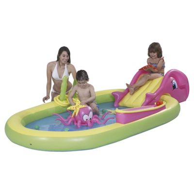 Tesco Sea Animal Play Pool