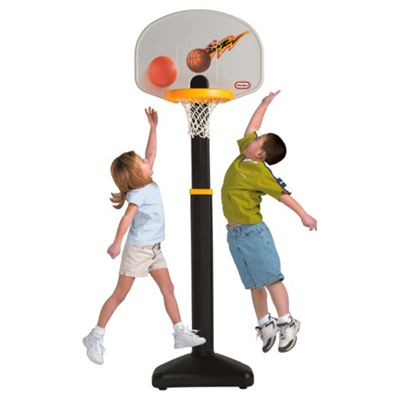 Little Tikes Adjust 'n' Jam Basketball Set