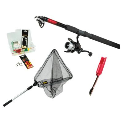 Zebco Big Fish Armoury Set