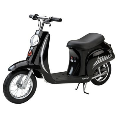 Razor Pocket Mod Electric Scooter, Black