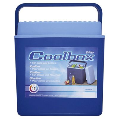 Insulated Cool Box, 24L