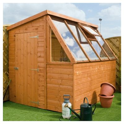 Mercia Wooden Potting Shed, 8x6ft