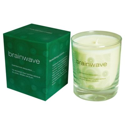 Canova Aromatherapy Brainwave Candle