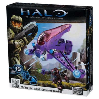 Mega Bloks Halo Wars Covenant Banshee