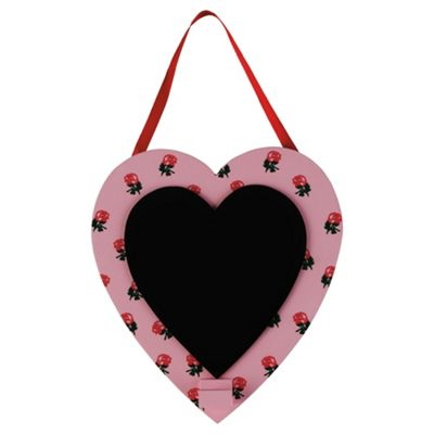 Tesco Kids Heart Chalkboard