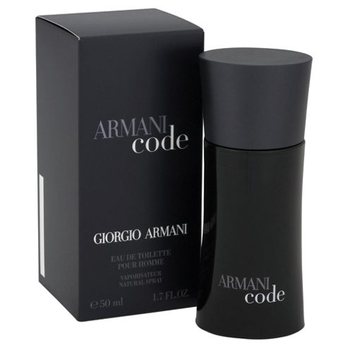 Giorgio Armani Code For Men EDT Spray 50ml