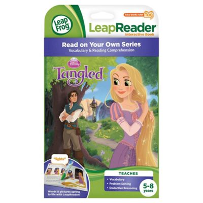Leapfrog LeapReader Tag Disney Princess Tangled Interactive Book