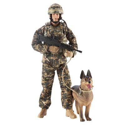 H.M Armed Forces FX Raf Airfield Patrol & Dog