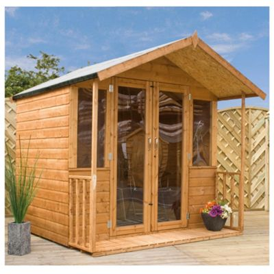 Mercia 8x7 Bournemouth Summerhouse
