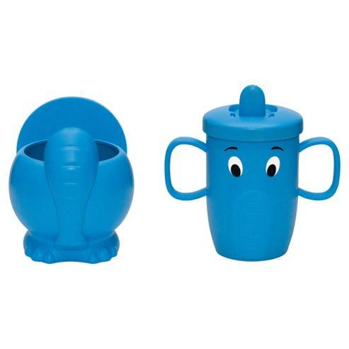 Happy Holly Daisy My All Grow'd Up Cup Blue