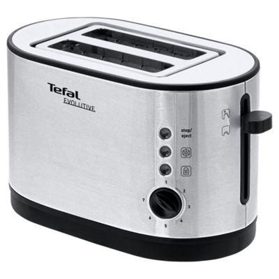 Tefal TT390015 2 Slice Toaster - Silver