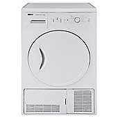 Beko Condenser Tumble Dryer, DCU7230W, 7KG Load - White