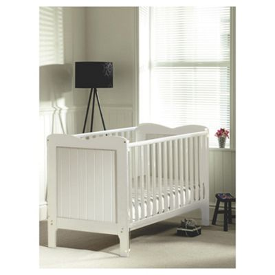 Stephanie Cot Bed - white