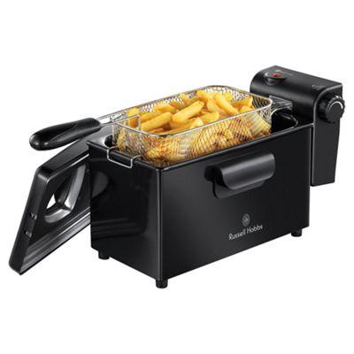 Russell Hobbs 18481 3L Black Pro Fryer