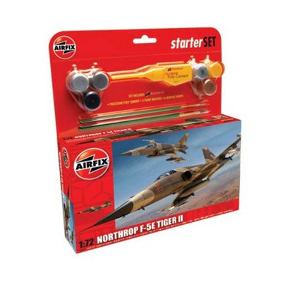 Hornby Airfix Kit Northrup F-5E Tiger II