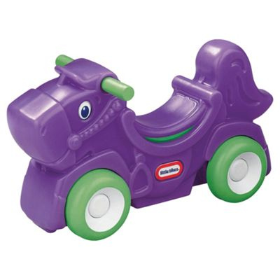 Little Tikes Rock N Scoot Horse 2-in-1 Ride-On