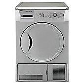 Beko Condenser Tumble Dryer, DCU7230S, 7KG Load - Silver