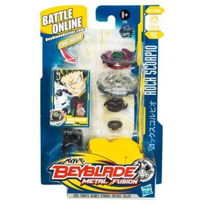 Beyblade Rock Scorpio Battle Top