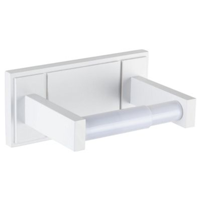 Croydex Toilet Roll Holder White
