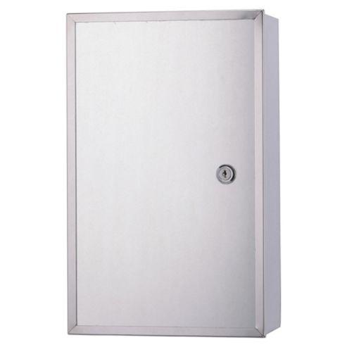 Croydex Trent Lockable Wall Mounted Bathroom Cabinet