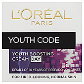 L'Oréal Youth Code Youth Boosting Cream Day 50ml