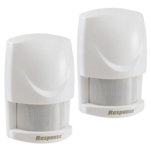 Friedland Response Alarm PIR Twin Pack