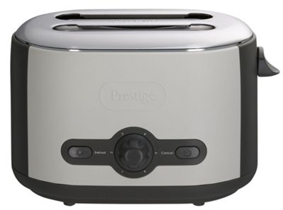 Prestige Debut 54778 2 Slice Toaster - Almond